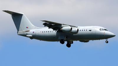 ZE707 - British Aerospace BAe 146 C.3 - United Kingdom - Royal Air Force (RAF)