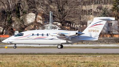 N79CN - Piaggio P-180 Avanti - Private