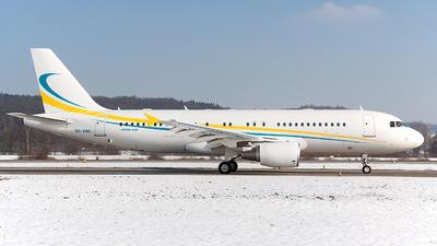 9H-AWK - Airbus A320-214(CJ) Prestige - Comlux Aviation Malta