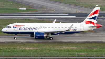 A picture of FWWIM - Airbus A320200N - Airbus - © DN280