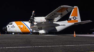 2010 - Lockheed Martin HC-130J Hercules - United States - US Coast Guard (USCG)