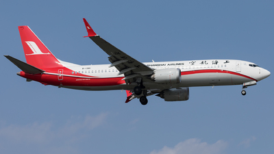 B-1381 - Boeing 737-8 MAX - Shanghai Airlines