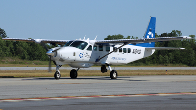 N101CG - Cessna 208B Grand Caravan - Private