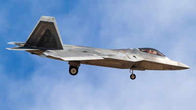 04-4073 - Lockheed Martin F-22A Raptor - United States - US Air Force (USAF)