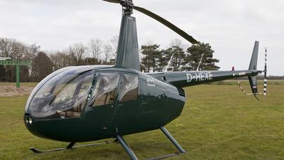 D-HEXE - Robinson R44 Raven II - Private