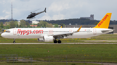 A picture of TCRBA - Airbus A321251NX - Pegasus Airlines - © Niklas Engel