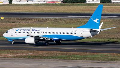 B-5487 - Boeing 737-85C - Xiamen Airlines