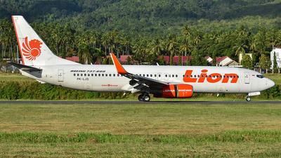 PK-LJS - Boeing 737-8GP - Lion Air