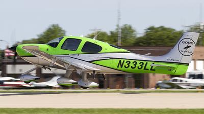 N333LL - Cirrus SR22 G5 Carbon - Private