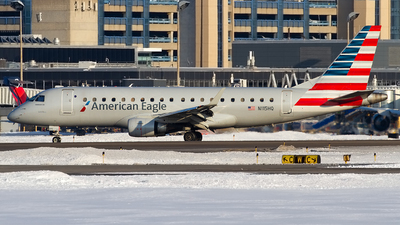 A picture of N115HQ - Embraer E175LR - American Airlines - © Jeremy D. Dando