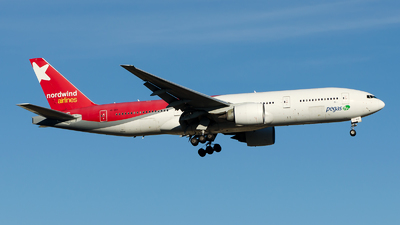 A picture of VQBUD - Boeing 7772Q8(ER) - Nordwind Airlines - © Alp AKBOSTANCI