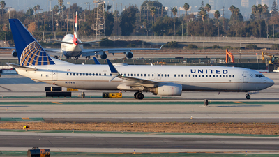 A picture of N39416 - Boeing 737924(ER) - United Airlines - © William Vignes