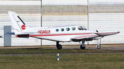 N340JF - Cessna 340A - Private