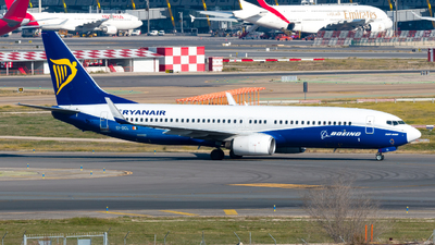 EI-DCL - Boeing 737-8AS - Ryanair