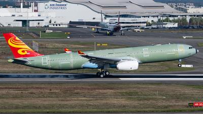 F-WWKO - Airbus A330-343 - Hong Kong Airlines