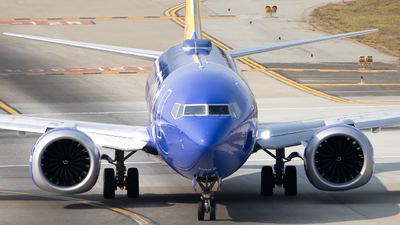 N8712L - Boeing 737-8 MAX - Southwest Airlines