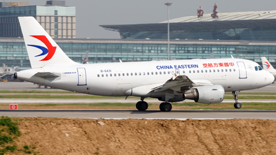 A picture of B6431 - Airbus A319115 - China Eastern Airlines - © H.C.