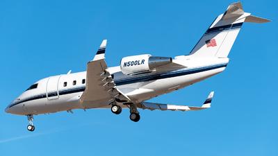 N500LR - Bombardier CL-600-2B16 Challenger 601-3A - Worldwide Jet
