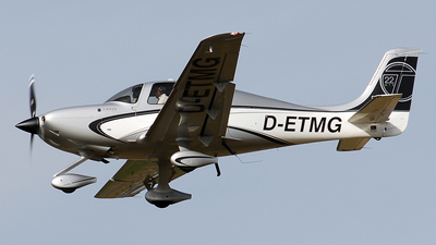 D-ETMG - Cirrus SR22-GTS - Private