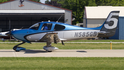 N585GB - Cirrus SR22 - Cirrus Design Corporation