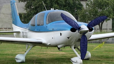 OK-KAR - Cirrus SR22T - Private