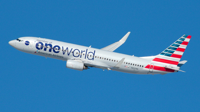 N837NN - Boeing 737-823 - American Airlines