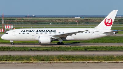 JA833J - Boeing 787-8 Dreamliner - Japan Airlines (JAL)