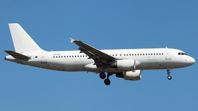 LZ-FBD - Airbus A320-214 - Bulgaria Air
