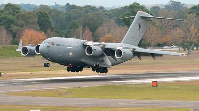 A41-211 - Boeing C-17A Globemaster III - Australia - Royal Australian Air Force (RAAF)
