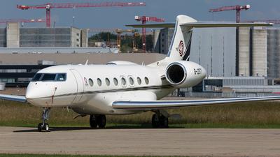 B-2977 - Gulfstream G650ER - Private