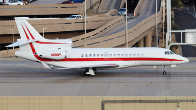 N988H - Dassault Falcon 8X - Honeywell Aerospace