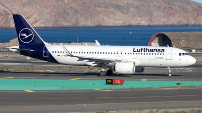 A picture of DAINX - Airbus A320271N - Lufthansa - © Gerrit Griem