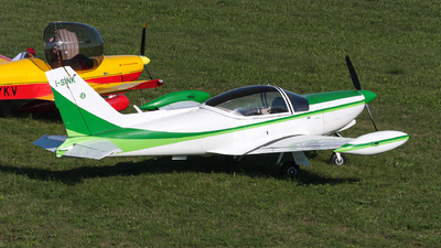I-SINK - SIAI-Marchetti SF260B - Private