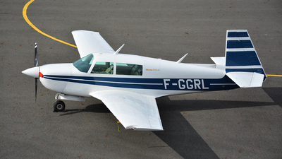 F-GGRL - Mooney M20J - Private
