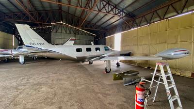 CC-PBT - Piper PA-31T1 Cheyenne I - Private