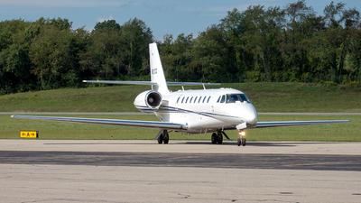 N211CC - Cessna 680 Citation Sovereign - Private