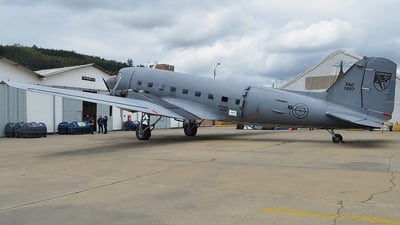 FAC1667 - Douglas AC-47T Fantasma - Colombia - Air Force