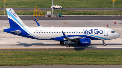 VT-IVK - Airbus A320-271N - IndiGo Airlines