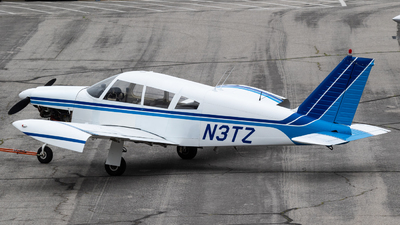 N3TZ - Piper PA-28R-180 Cherokee Arrow - Private