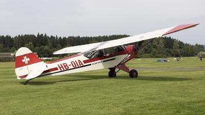 A picture of HBOIA - Piper J3C65 Cub - [AF 36506] - © Alex
