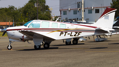 PT-LZF - Beechcraft A36 Bonanza - Private