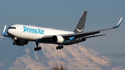 N389AZ - Boeing 767-319(ER)(BDSF) - Amazon Prime Air (Air Transport International)