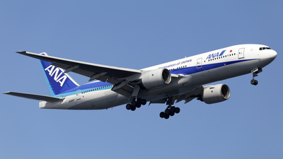 JA8967 - Boeing 777-281 - All Nippon Airways (ANA)