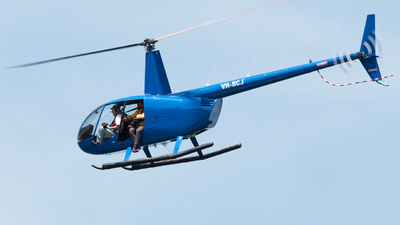 A picture of VHBCJ - Robinson R44 II - [10090] - © luke.priestley