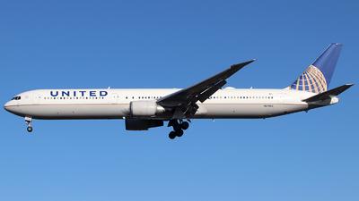 N67052 - Boeing 767-424(ER) - United Airlines