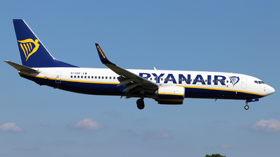EI-GDP - Boeing 737-8AS - Ryanair