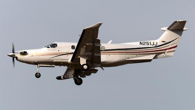 N251JJ - Pilatus PC-12/47 - Private