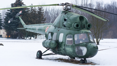 037 - PZL-Swidnik Mi-2 Hoplite - Poland - Army