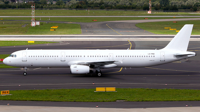 LZ-PMZ - Airbus A321-231 - Air Via