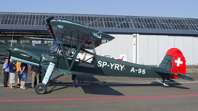 SP-YRY - Fieseler Fi156A Storch - Private